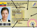 Registro Civil Cédula de identidad