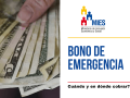 Bono de emergencia: $ 60 en abril, mayo y junio – Requisitos para cobrar 【2020】