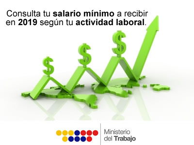 Tabla de Sueldos Sectoriales 2019